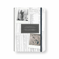 Comanche Code Hamilton Notebook with elastic
