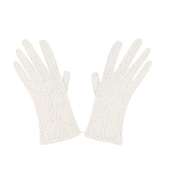 Lace Gloves - Ecru