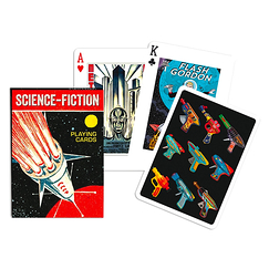 Playing cards Science-fiction