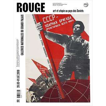 Rouge Art et utopie au pays des Soviets - Journal de l'exposition