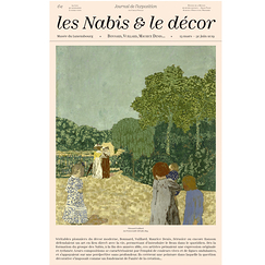 The Nabis and the decor. Bonnard, Vuillard, Maurice Denis... - Exhibition Journal
