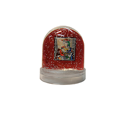 Snow globe Woman Picasso