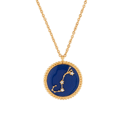 Scorpio Astrological sign Necklace Pendant