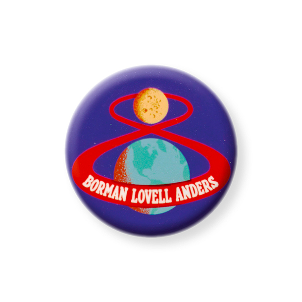 Patch Apollo 8 Magnet