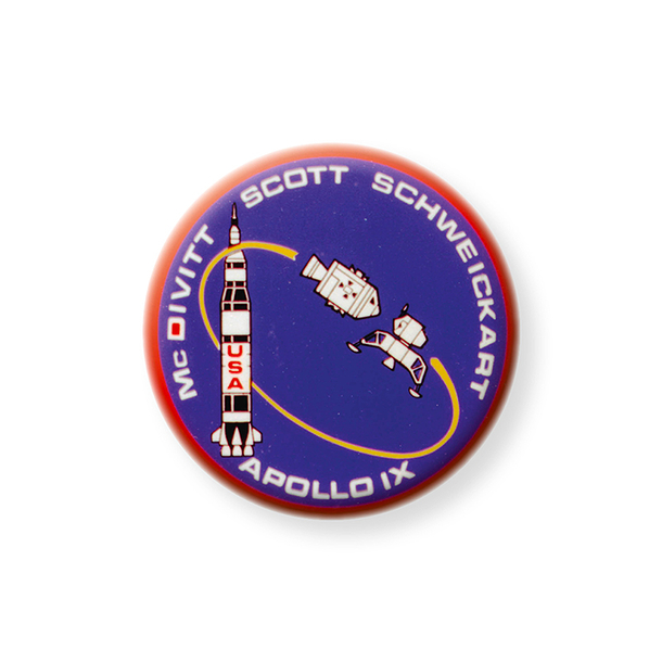 Patch Apollo 9 Magnet