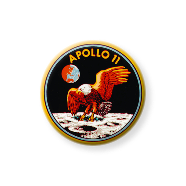 Magnet Écusson Apollo 11