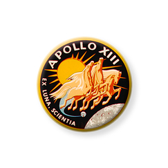Patch Apollo 13 Magnet
