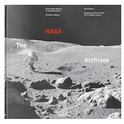 The NASA archives 60 years in the space