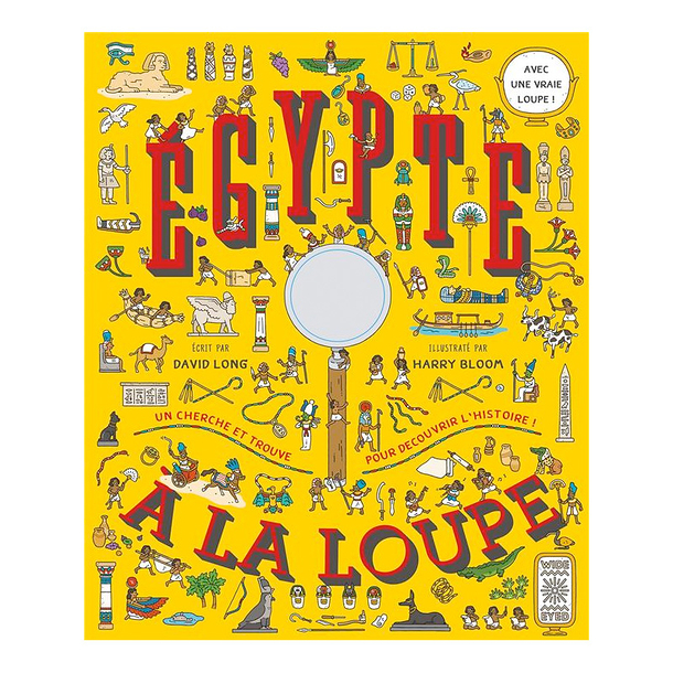 Egypt under the magnifying glass - French