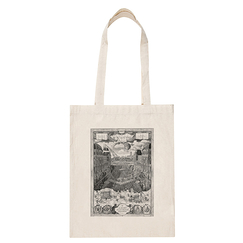 Tote bag JR - The secret of the Great Pyramid