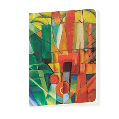 Cahier Franz Marc Paysage