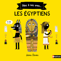 A face-to-face encounter with.... The Egyptians - French