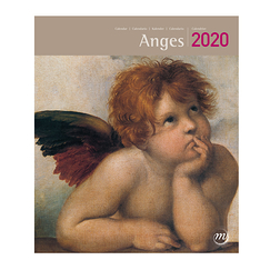 Small Calendar Angels 2020