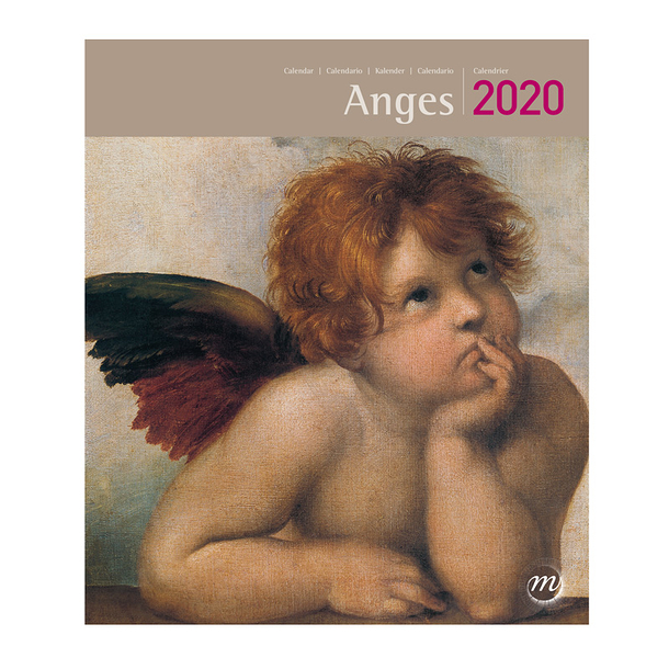 Calendrier 2020 Anges - Petit format