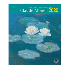 Small Calendar Claude Monet 2020