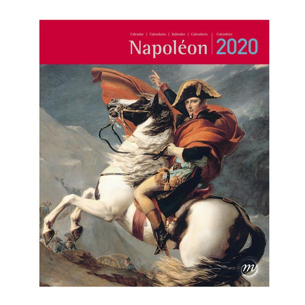 Poster Calendario 2020.Small Calendar Napoleon 2020