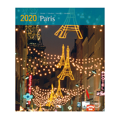 Small Calendar Paris 2020
