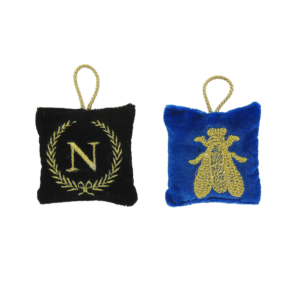 Two scented cushions Abeille - Napoleon