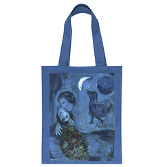 Chagall Bag Blue landscape
