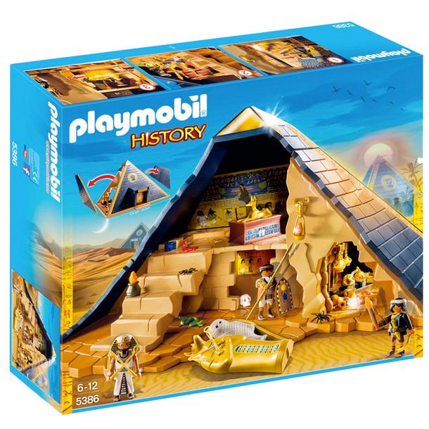Playmobil History Pyramide Du Pyramide Du Pharaon History Du Pharaon Playmobil Pyramide LUVGzMpqS