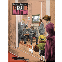 Le chat de Vallotton