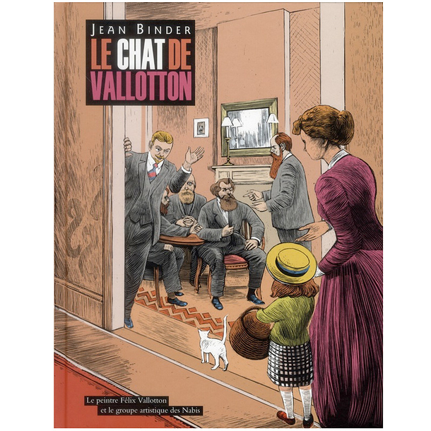 Vallotton's cat
