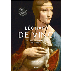 Leonardo da Vinci an artist to (re)discover in 40 notes