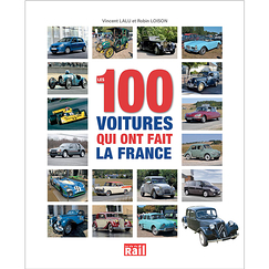 The 100 cars that made France