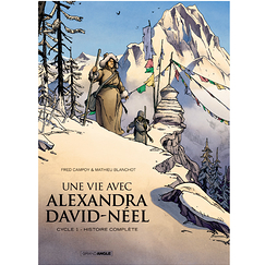 A life with Alexandra David-Néel - Boxset of 2 volumes