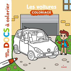Cars - Coloring - My coloring docs