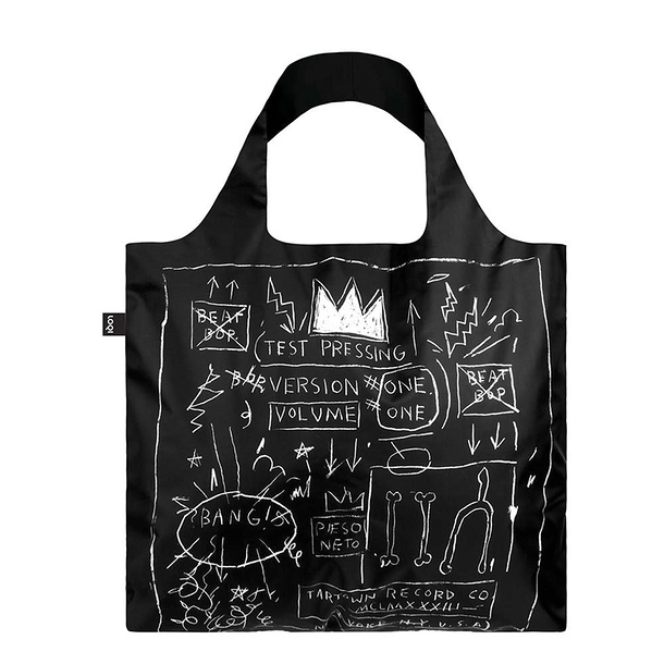 Basquiat Beat Bop Bag