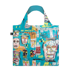 Basquiat Skull Bag - Loqi