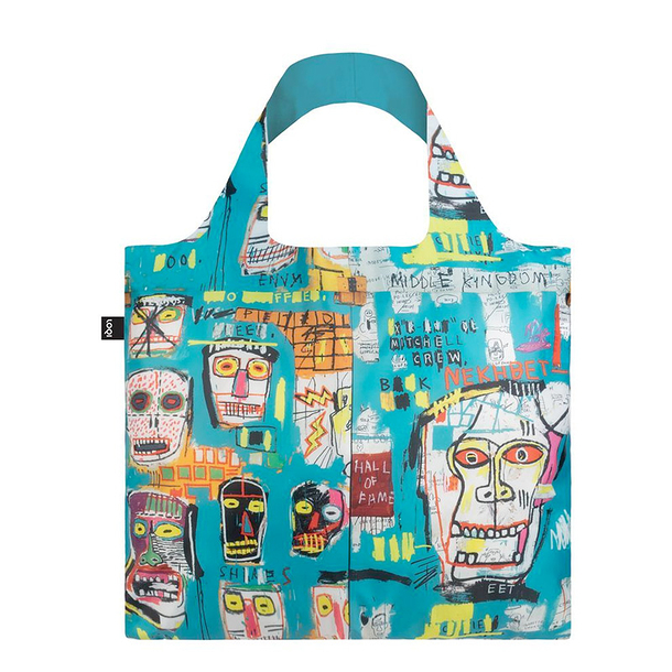Basquiat Skull Bag
