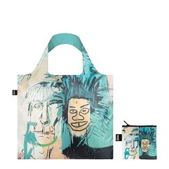 Basquiat Warhol Bag - Loqi