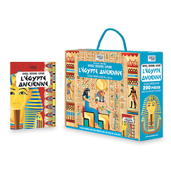Ancient Egypt - Shaped puzzle 200 pieces