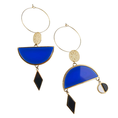 Mobile Sculpture Earrings