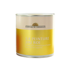 Louis XIV paint can - Gold