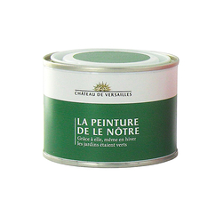 Le Nôtre paint can - green