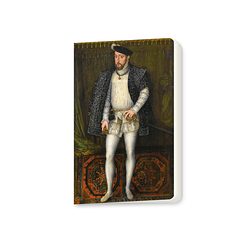 Small Notebook Portrait of Henry II