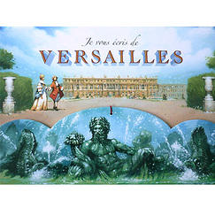 Writing from Versailles Pop Up