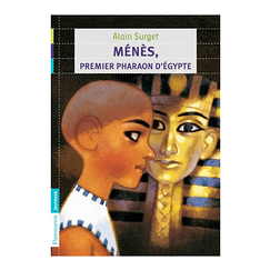 Menes, first pharaoh of Egypt
