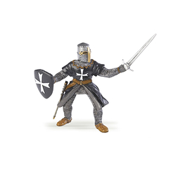 Figurine Hospitaller knight with sword