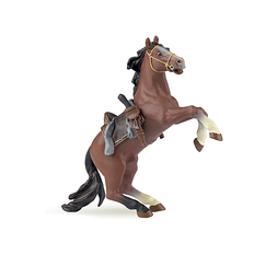 Figurine Horse of musketeers