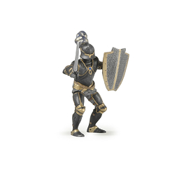 Figurine Knight in black armour