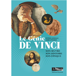 The genius da Vinci. His work, his history, his time