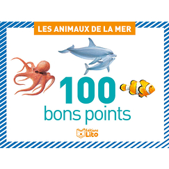 The animals of the sea - 100 good points