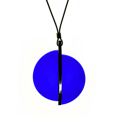 Blue Necklace Alf