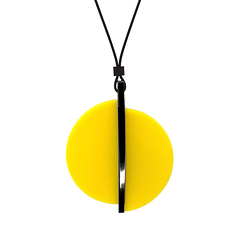 Yellow Necklace Alf