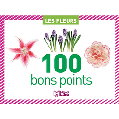 Flowers - 100 good points