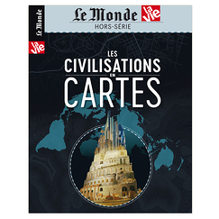 Civilizations in maps - Le Monde Special edition
